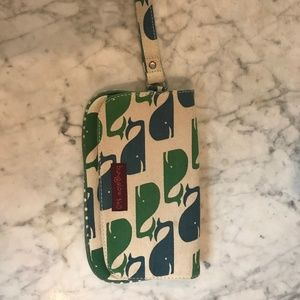 Bungalow 360 Whale Clutch